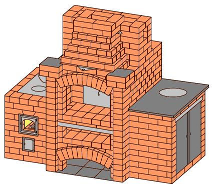 исполнительная схема кирпичной кладки - Нужные схемы и описания для всех.